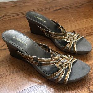 Liz Claiborne Vintage Wedge Heel